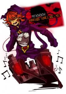 Karaoke Mascot