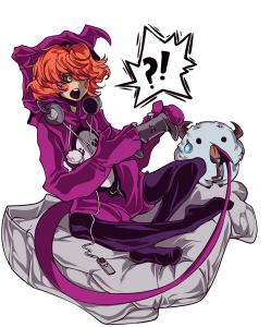 Konzol Mascot