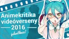 Animekritika videóverseny a Tavaszi MondoConon